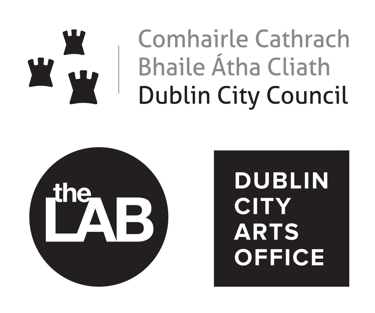 Dublin City Council Arts Office logo